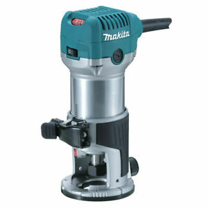 MAKITA 6.5 A 1 1 4 HP Variable Speed Fixed Base Compact Router RT0701C