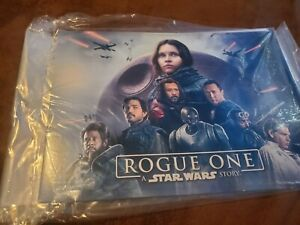 NEW Disney Store Star Wars Rogue One 4 Pack Lithograph Set $20.00