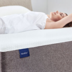 12 Inch Queen Size Memory Foam Bed Mattress With More Pressure Relief