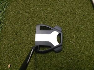 Taylormade SPIDER X TOUR NAVY WHITE #3 hosel w black shaft Tour Issue