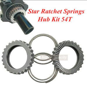 Tatchet Star Ratchet Springs Hub Kit 54T For DT Swiss 350 440 540 $47.66