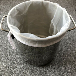 100/200/300 Mesh Brew Bag With String Wine Beer Home Brew Coffee Filter 40x60cm