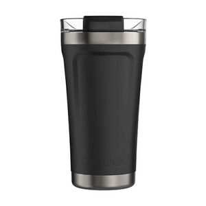 OtterBox ELEVATION SERIES 16oz Tumbler with Closed Lid Silver Panther