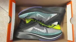 NIKE ZOOM FLY SP FAST SIZE 10 MODEL AT5242 001 AIR MAX 270