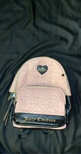 Juicy Couture Pink Backpack $20.00