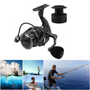 1Pc Spinning Wheel Fishing Reel 14 1BB Spinning Silent Drive For Boat Fishing