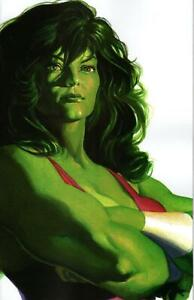 IMMORTAL SHE HULK #1 ALEX ROSS TIMELESS SHE HULK VARIANT MARVEL INCREDIBLE HULK $4.49