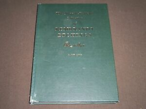 1967 THE NOWELL USTICKE COLLECTION OF REMBRANDT ETCHINGS PART 1 BOOK KD 4006 $25.00