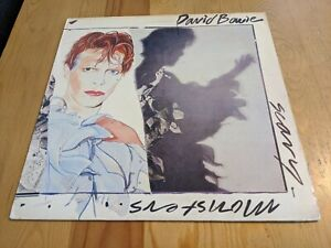 UK 1980 DAVID BOWIE LP SCARY MONSTER RCA BOWLP 2 GBP 18.00