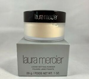 Laura Mercier No 1 Loose Setting Face Powder Translucent 1 oz FREE SHIPPING