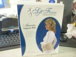Best Maternity Support Belt Soft Form Orthopedic Beige Size Petit 2 6
