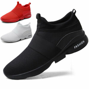 Shoes Mens Running Lightweight Casual Breathable Athletic Tennis Sneakers Gym $20.99