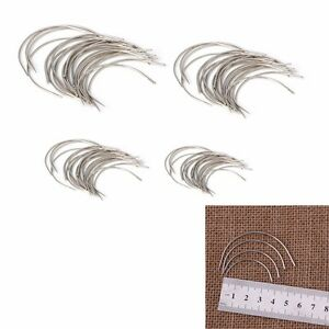 25pcs set Curved Mattress Needles Hand Sewing Needle for Household Upholstery $2.07