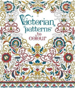 Reid Struan Victorian Patterns To Colour UK IMPORT BOOK NEW $11.23