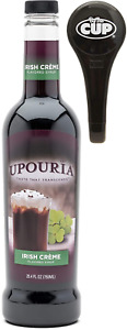 Upouria Coffee Syrup Irish Creme Flavoring 100% Gluten Free Vegan and Non D $26.10
