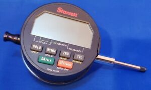 Starrett Digital Indicator Please read description $199.99
