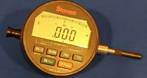 Starrett Digital Indicator .250quot; Travel $199.99