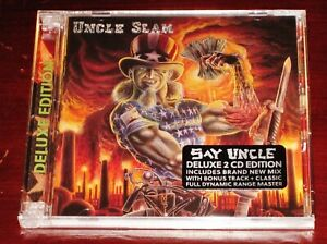 Uncle Slam: Say Uncle Deluxe Edition 2 CD Set 2020 Bonus Track Divebomb NEW $19.95