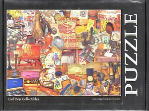 Civil War Collectibles By Maggie Knight 672 Piece Puzzle Maggy Knight $39.99