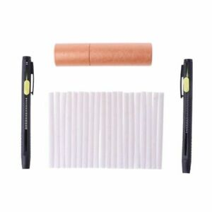 Tailors Chalk Pencil Invisible Marking Dressmakers Sewing Fabric Cloth 1 Set $10.19