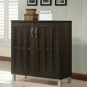 Buffet Cabinet Sideboard Storage Kitchen Cupboard Dining Room Furniture Wood New $154.03