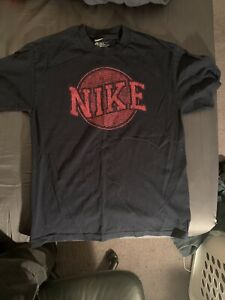 nike shirts for men large $7.50