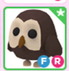 Fly Ride FR Owl Roblox Adopt me