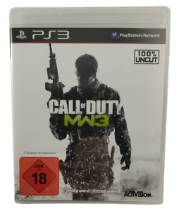 3 Call Duty Warfare Modern Playstation Ps3 2011 Sony 2 Complete Game Ma $14.99