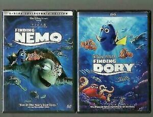 Finding Nemo Dory Two Disc Collectors Edition DVD $15.49