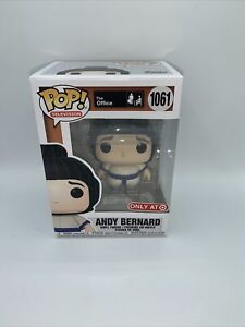 Funko Pop The Office Andy Bernard in Sumo Suit Target Exclusive $29.99