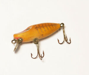 Vintage Millsite Wig Wag Fishing Lure 2 1 2 Inches