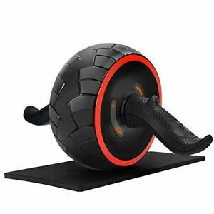 Ab Roller Abs Workout Carver Pro Wheel Abdominal Home Gym Exercise Equipment $27.98