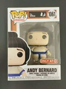 Funko Pop The Office Andy Bernard In Sumo Suit #1061 *In Hand* $18.99