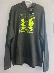 Mens New Under Armour Cold Gear Hoodie Sz XXL $30.00