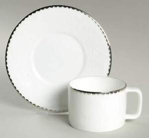 Missoni Home Merry White Cup Saucer 6777880 $43.99