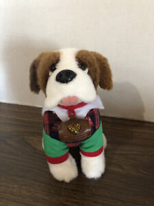 Elf On The Shelf Elf Pets St. Bernard In Shirt Plush $24.99