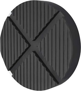 Jack Pads Rubber Pad Adapter Car Truck Cross Slotted Frame Rail Floor Universal $6.99