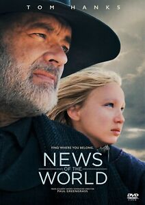 News Of The World DVD New w Free Shipping $11.69