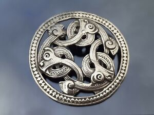 Norwegian viking copy Astri Holthe Norway Scandinavian Brooch Pendant Vintage