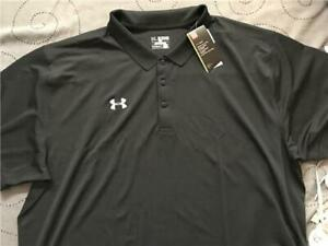 UNDER ARMOUR GOLF POLO SHIRT SIZE 5XL MEN NWT $65.00 $46.99