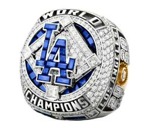 2020 Los Angeles Dodgers World Series Championship Ring On sale Holiday Gift $19.99