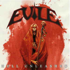 Evile Hell Unleashed New CD $16.24