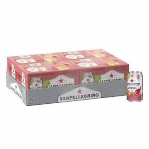 San Pellegrino Prickly Pear and Orange Italian Sparkling Drinks 11.15 Fl $22.99