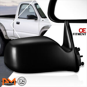 For 01 04 Tacoma RWD OE Style Manual Adjust Side View Door Mirror Replace Right $32.89