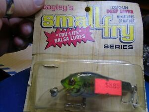 BAGLEY SMALL FRY 1980s