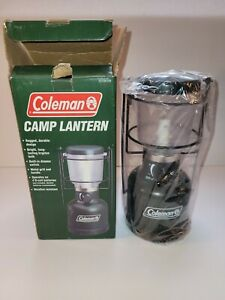 Coleman Camping Battery Lamp 4 quot;Dquot; Batteries Required Not Included