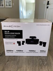 SN 19 Digital Home Theater Sound System $2000.00
