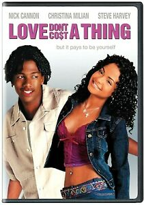 Love Don#x27;t Cost a Thing DVD Nick Cannon You Can CHOOSE WITH OR WITHOUT A CASE $3.25