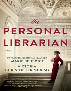 The Personal Librarian by Marie Benedict $4.00