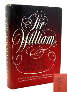 David Stacton SIR WILLIAM Signed 1st 1st Edition 1st Printing $174.95